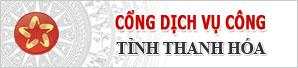 Cong DVC Thanh Hoa